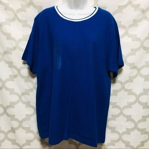 Kim Rogers Sport pullover top. NWT
